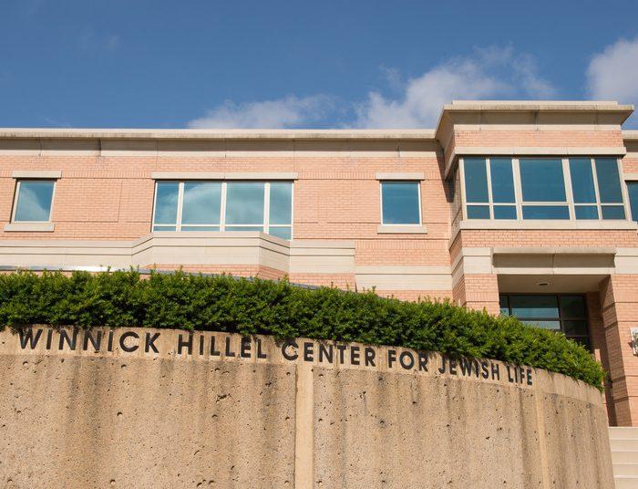 Photo of Winnick Hillel Center